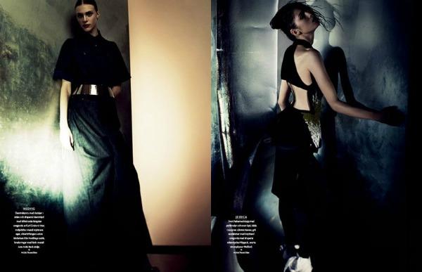 bon16 Bon Magazine: Švedska moda