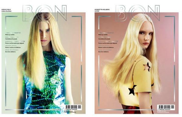 bon2 Bon Magazine: Švedska moda