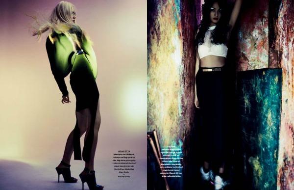bon4 Bon Magazine: Švedska moda