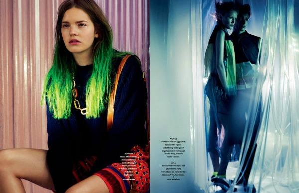 bon5 Bon Magazine: Švedska moda