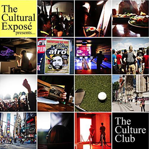 culture club mosaic London Style: Osveta štrebera