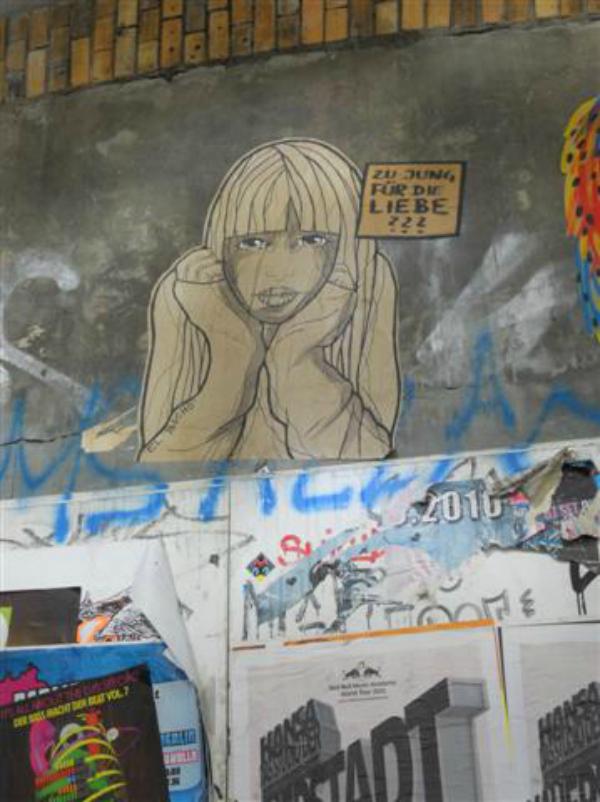 devojka Četvrta berlinska priča