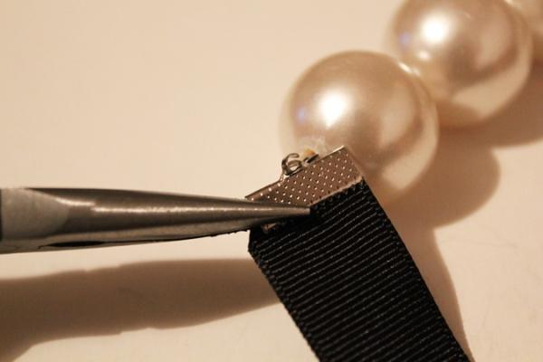 diy chunky pearl bracelet 27 Uradi sam: Narukvica od velikih bisera
