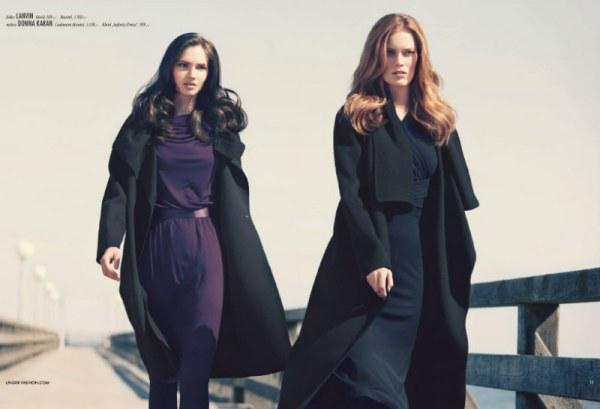 elegancija je uvek u trendu UNGER fashion: Kampanja koja oduševljava
