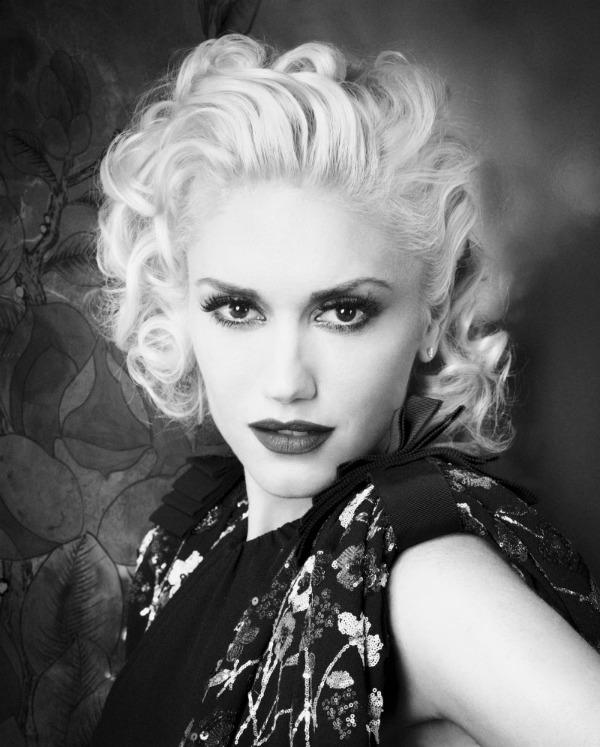 gwen stefani2 Gwen Stefani unosi pop glamur u In Style Magazine