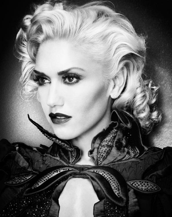 gwen stefani3 Gwen Stefani unosi pop glamur u In Style Magazine