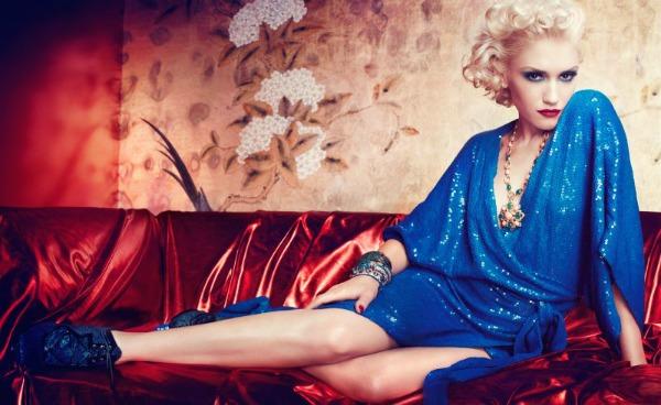 gwen stefani5 Gwen Stefani unosi pop glamur u In Style Magazine