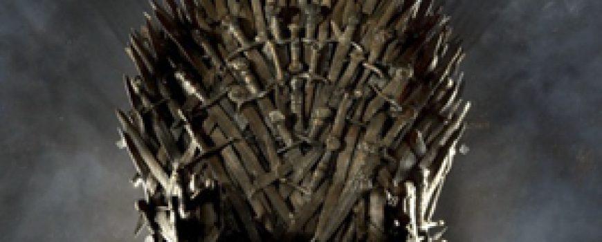 Pesma leda i vatre: Igra prestola
