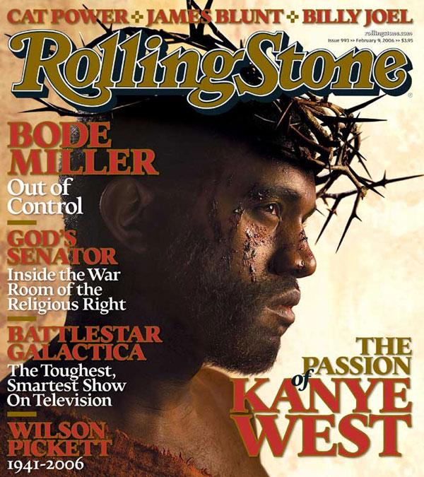 kanye west Naslovne strane koje su uzdrmale svet (3. deo)