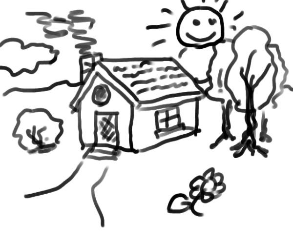 kindergarden house Šta to žvrljaš? (3. deo)
