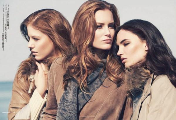 manekenke su savrseno iznele ovu kolekciju UNGER fashion: Kampanja koja oduševljava