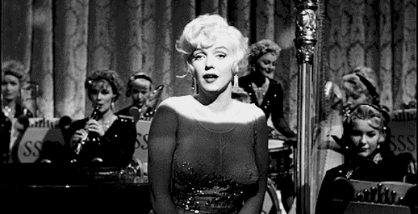 marilyn dress Filmski vremeplovac: Neki to vole vruće