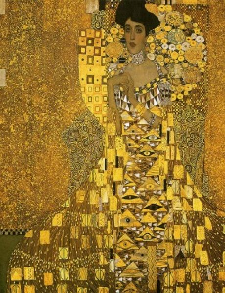 Gustav Klimt: Portret Adele Bloh-Bauer I