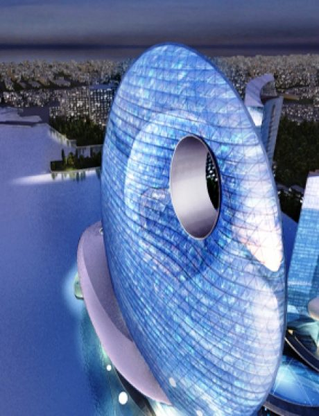 Hoteli u Azerbejdžanu inspirisani mesecom