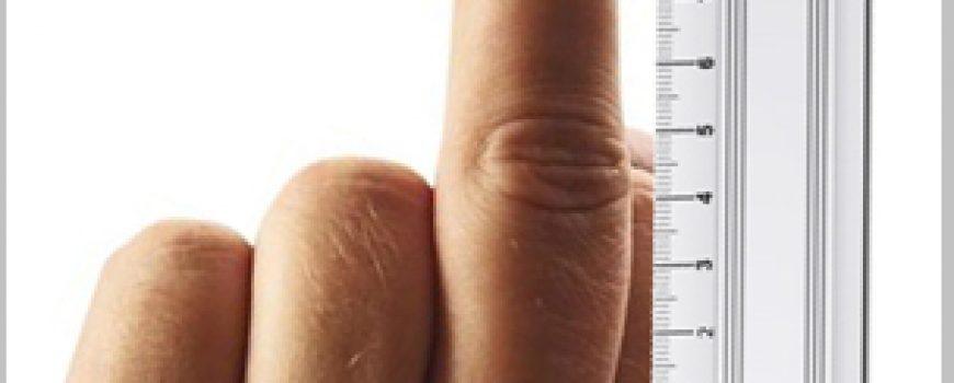 Da li su centimetri bitniji muškarcima ili ženama?