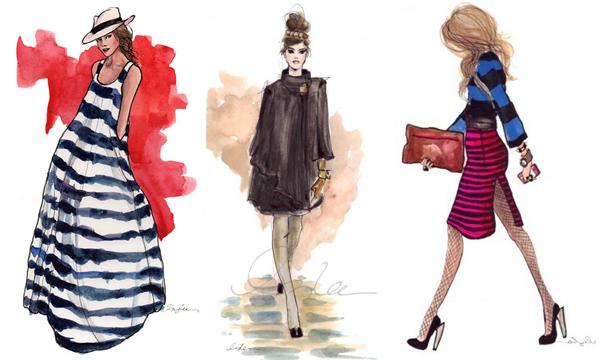 peta3 Inspiracija iz Njujorka: Modne ilustracije Inslee Haynes