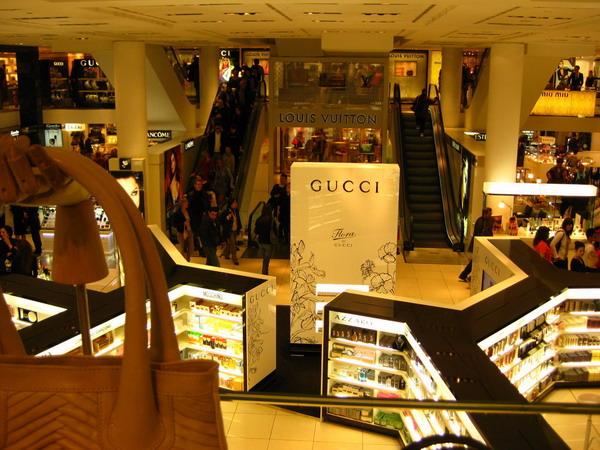 rinascente La Moda Italiana: Moda na milanski način