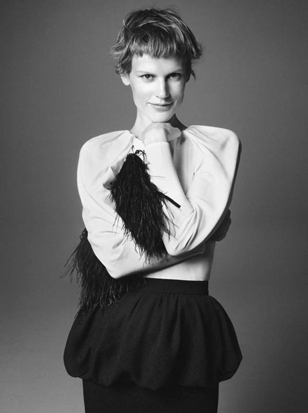 saskia zara3 Jesenja Zara u stilu sedamdesetih