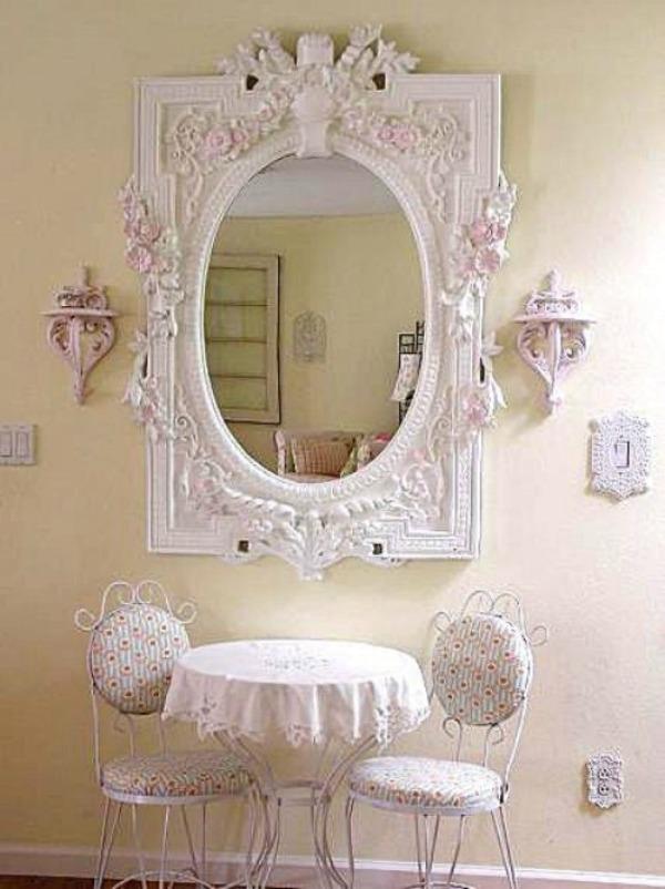 slika 2 trpezarija Devojačke sobe – romantični, vintage stil
