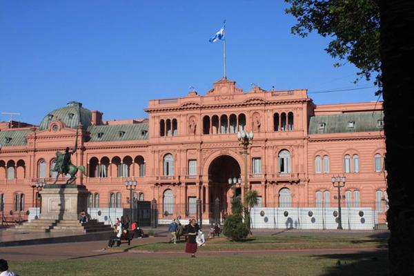 slika 61 Stazama Borhesove Argentine: Buenos Ajres