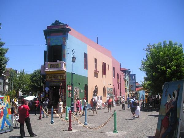 slika 7 Stazama Borhesove Argentine: Buenos Ajres