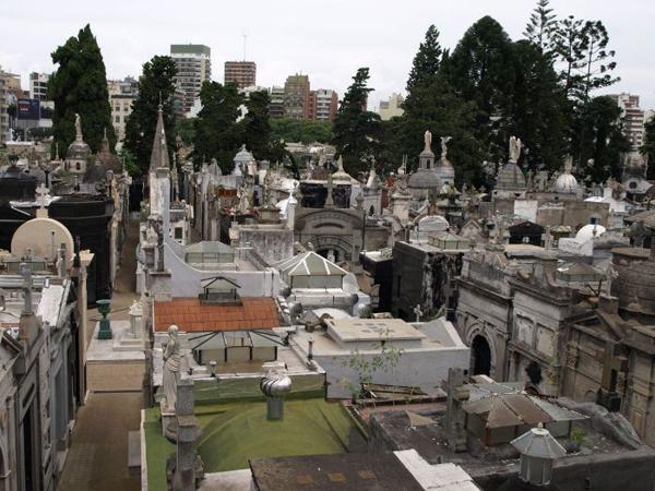 slika 8 Stazama Borhesove Argentine: Buenos Ajres