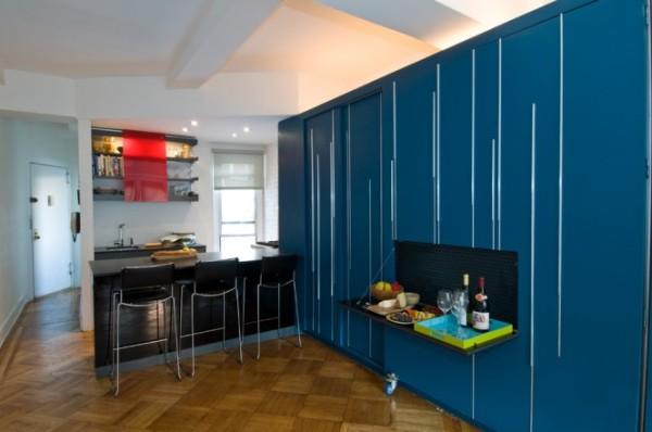small house 665x441 Origami Apartment: Mali i funkcionalan kutak