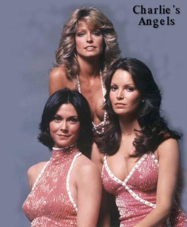 stari  arlijevi andjeli serija Modni uticaj: Čarlijevi anđeli