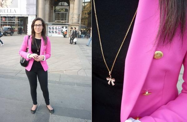 studentkinja La Moda Italiana: La donna