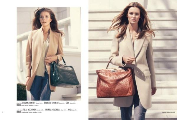 torba za svaku priliku UNGER fashion: Kampanja koja oduševljava