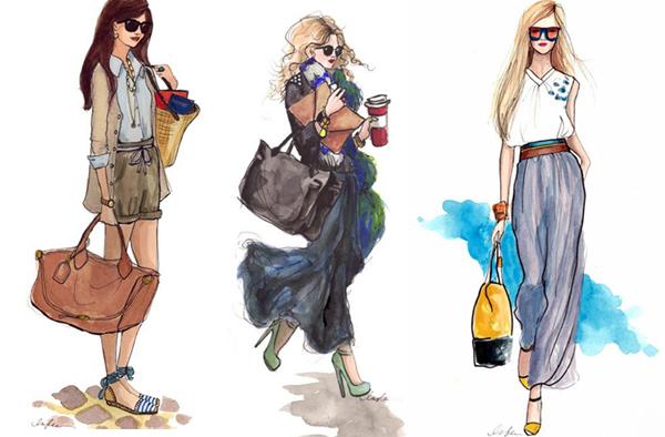 treca Inspiracija iz Njujorka: Modne ilustracije Inslee Haynes