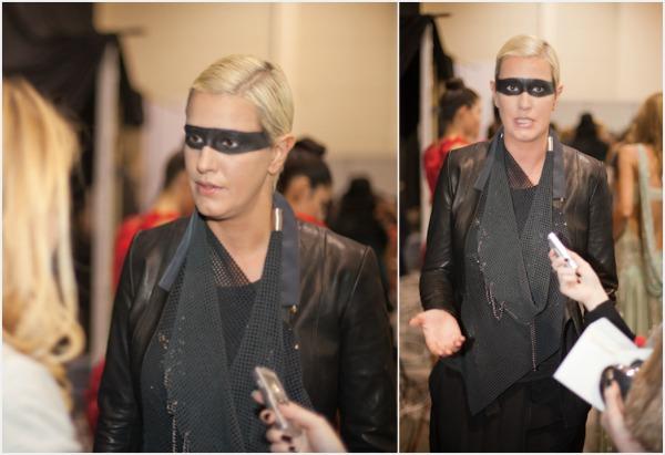 tttttttttt Belgrade Fashion Week: Backstage Report (1. deo)