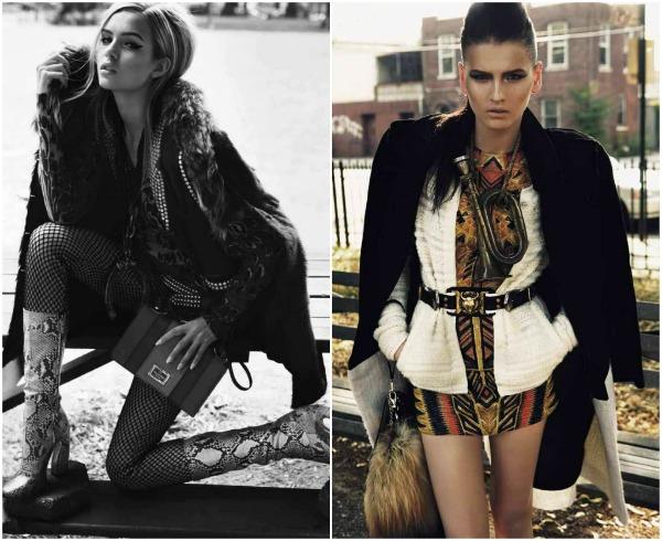 xxx Prošetajte divljom stranom uz Vogue Deutsch   novembar 2011.