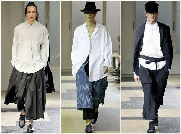 yohji men Mračni vizionar modne scene: Yohji Yamamoto