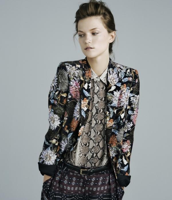 zaranovember2011lookbook1 Zara: Novembarski stil