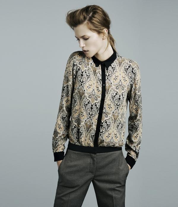 zaranovember2011lookbook2 Zara: Novembarski stil