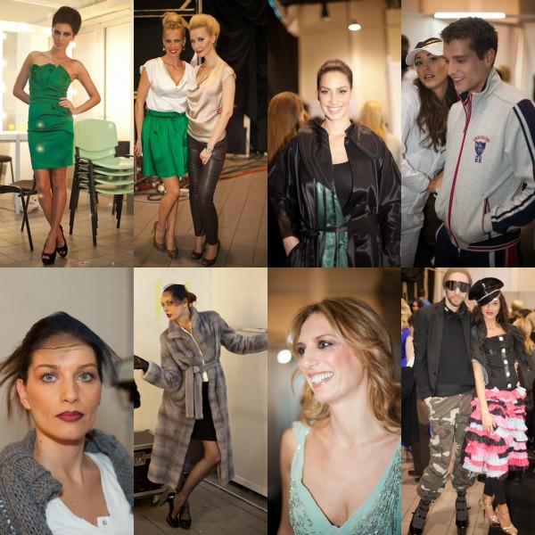 zzzzzzz2 Belgrade Fashion Week: Backstage Report (1. deo)