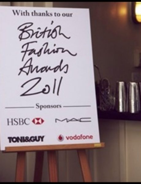 Fashion Police: British Fashion Awards 2011.