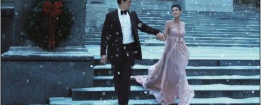 Magija praznika: Laetitia Casta za Tiffany & Co
