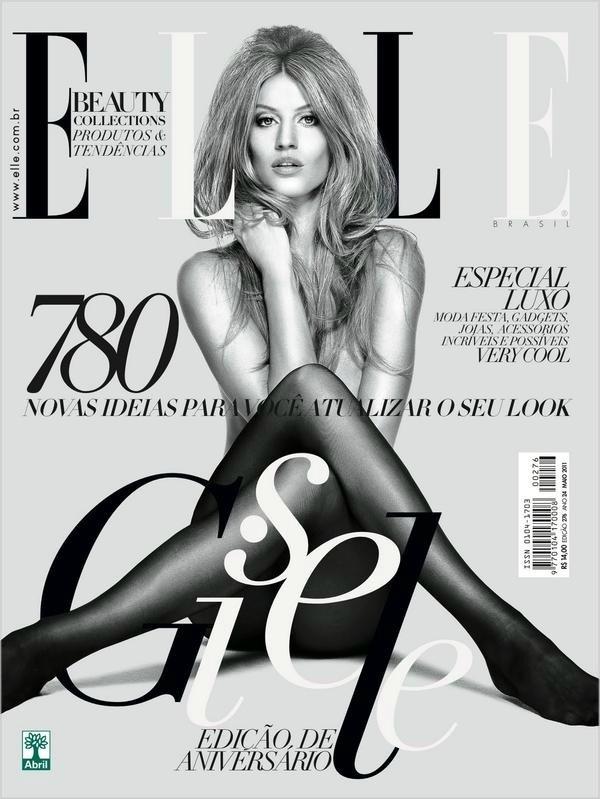 05 Giselebrasil05 Godina kroz naslovnice: Magazin ELLE