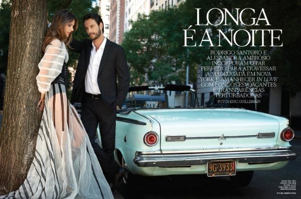 120 Ljubavnici u parku – Alessandra Ambrosio i Rodrigo Santoro