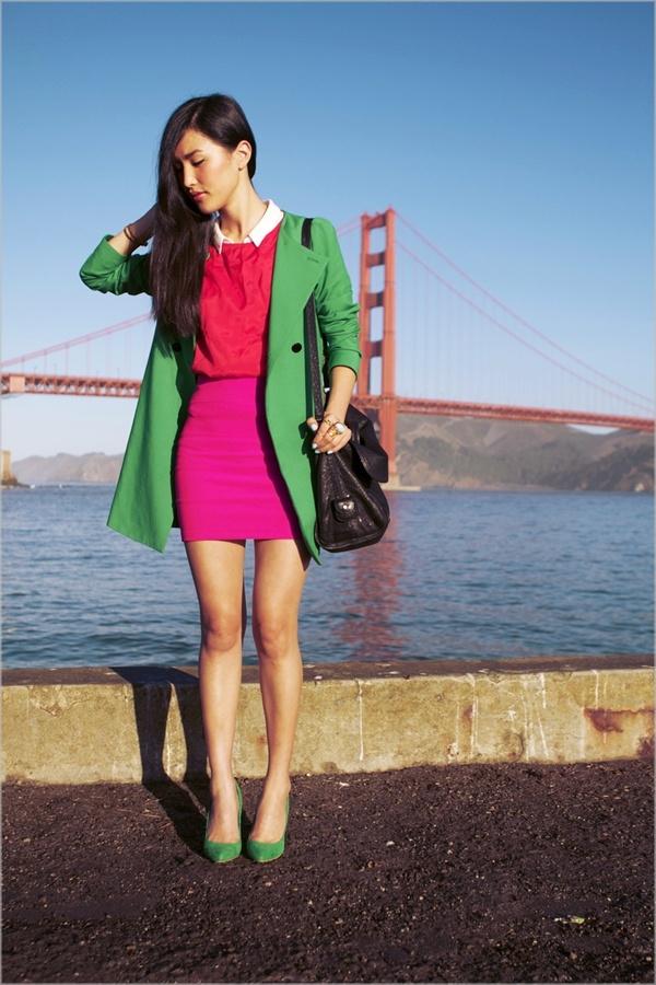 121 Fashion blogs: Azijske modne princeze (3. deo)