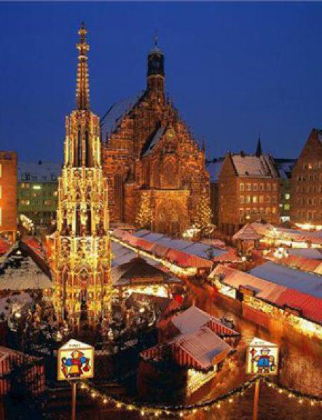 Top 10 najlepših božićnih pijaca u Evropi