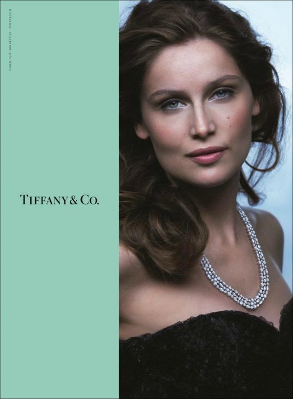 14 Magija praznika: Laetitia Casta za Tiffany & Co