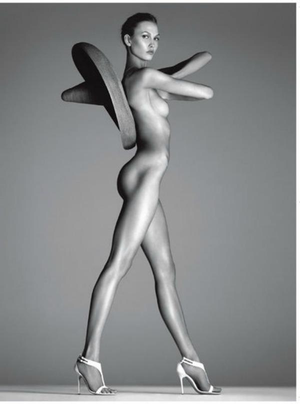 1410 Vogue Italia: Zavodljiva Karli