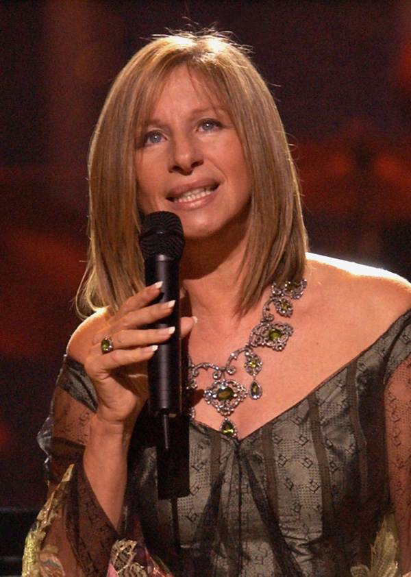 142d Who Run the World: Barbra Streisand