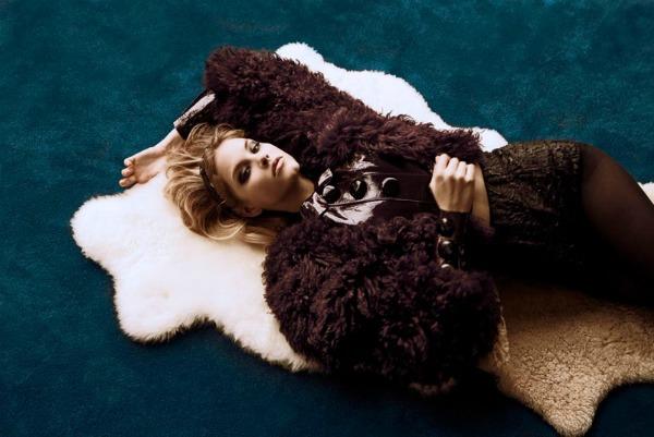 150 Vamp: Ashley Smith za Vogue Mexico