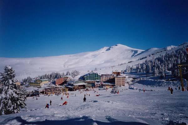 153 U Tursku na zimovanje: Uludag