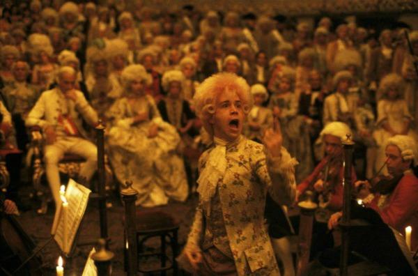 160 Filmski vremeplovac: Amadeus