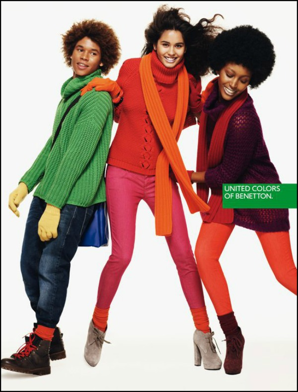 18 Ujedinjene boje: United Colors of Benetton
